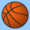 Summer Basketball - Play basketball on the summer beach.