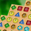 Tempoma - Fast paced match-three puzzle game. Swap adjacent gems to match three or more. You start with 60 seconds, but you gain additional 5 seconds each time you match round yellow gems. Match more than 3 gemstones to charge a gemstone with special power. Make matches quickly for combo multipliers.