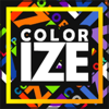Colorize - Solve puzzles to fill field with only one color. There can be only one.
