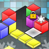Disco Cubes - Roll and match the colored cubes on the disco beat! Make all required matches before you're out of energy!