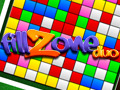 Fill Zone Duo - Fill the board with one color by swapping the tile colors, before your opponent does. You can play this challenging virus-like game against the AI or the best players of the world!