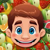 Fruit Crazy - Collect all of the lines of the fruits in this challenging puzzle mix of strategy and matching!