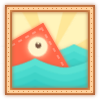 Tricky Fish - Help the fish collect all of the pearls. Avoid saws. Use bubbles to fly.
