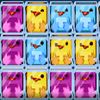 Unfreeze Penguins - Happy penguins were playing around but suddenly monsters appeared and froze them all. Unfreeze them and set them free!