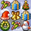 Winter Slider - Get into the Christmas atmosphere with this challenging match 3 slider! Connect the Christmas items to remove them from the queue. Clear the queue to complete the level! Or try to play as long as possible in the Blitz mode!