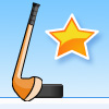 Accurate Slapshot - Shoot as accurately as you can, avoiding and taking advantages of the obstacles to score a goal. Physics-oriented puzzle game with 24 levels to beat. 