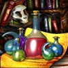 Alchemy Swap - Create lines of magic potions in this fun, fast paced puzzle game that is inspired by Bejewelled Blitz.