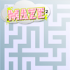 aMaze 2 - aMaze 2 is the second installment of the aMaze series, in this fun little time waster, you must make it to the target through mazes that get harder tricky to navigate as you progress.