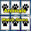 Animals Match Game - Match up the pairs of animals as carefully as you can. The lower your flips the better your score!