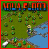 AquaFlood - Build walls and protect your land from the flooding water in this addictive maze game!