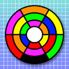 Arcs: Flash Version - Use your brain power to solve 20 circular puzzles by rotating circles and sliding arcs!