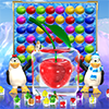 Arctic Fruits - Arctic Fruits is a Match 3 online game. The goal is to help a penguin named Bobby collect frozen fruits with his friends.