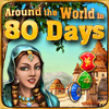 Around the World in 80 Days - Travel back in time to the late 19th century and get ready for spectacular adventures on land, sea and air. Use the unique chance to visit four continents with this outstanding puzzler based on the classic novel of the same name by Jules Verne.