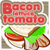 Bacon Lettuce Tomato - Bacon Lettuce Tomato Sandwich Building game. Build sandwiches from the whirling