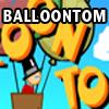 BALLOON TOM - Balloon Tom is galgje in een geheel eigen jasje