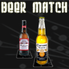 Beer Match - Match the similar beer images to complete the game. Try and get the matching puzzle done in a short amount of time and as little attempts as possible. Get a high enough score to reach the leader boards.
