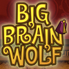 Bigbrainwolf - Help a Big Brain Wolf become the genie he`s always wanted to be in this Brain Teaser game! Forget huffing and puffing, this vegetarian wolf would much rather use his brain to get ahead and save the day. Listen to your genie mentor and solve tricky brain teasers to fulfill your destiny and get Mother Wolf out of jail! Explore a wacky fairy tale world filled to the brim with new twists on your favorite classic characters.