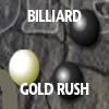 BILLIARD GOLD RUSH - Vergeet alles wat je denkt te weten over biljarten. Speel, scoor goud en incasseer de bonus. Je eigen bal kwijt? Dan krijg je een stroomstoot!