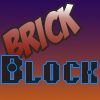 Brick Block - Maze with no walls, get your block to the end without coming off the screen!!!
