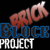 BrickBlock Project - Use the black blocks to stop the blue brick moving off the screen, and guide it to the end using the arrow keys
