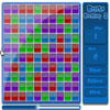 Bricks Breaking 3 - Destroy the bricks by clicking same colored groups with at least 3 bricks. Click special powers brick to slow time, detonate brick bomb, destroy row or column.