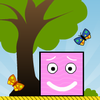 Buzzle - If you like to solve a puzzle, get your mouse and play in Buzzle. Solve 30 puzzles by placing colored parts in a box in accordance with a gray silhouette