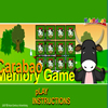 Carabao Memory Game - Help Carabao solve the memory game to find cow .