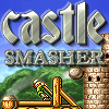 Castle Smasher - Load up your catapult, aim and fire stones at your enemies castles on a quest to conquer the kingdom.