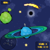 Catch the Moon - Catch the Moon is a space platform and puzzle game. Jump from planets to planets to reach the moon. Be careful of the gravitation (depending of the size of the planets), the orbiting planets and the black holes.