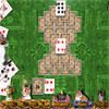 Cats Solitaire - Cats Solitaire is a classic solitaire variation with bright graphics by Free-Game-Land.com. While owners are at work the kittens are playing tripeaks. Dedicated to all pet and solitaire lovers! 20 skill levels and excellent graphics make this game even more exciting.