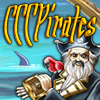 CCCPirates - Avast! In this physics-based game, your goal is to send as many treasures as possible into the water with a single cannonball. Cap'n Karl will then pick them up with his mighty pirate crane. Don't spill toxic waste in the sea!