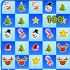 Christmas Puzzle - Here is again Holiday time and we are presenting you Holiday Puzzle where your job is to swap the objects to match them and make points.