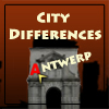 City Differences - Antwerp - Take a tour through the cosy and charming streets of Antwerp. Spot the 10 differences in the pictures to find out some fun trivia about this fantastic city.  Can you get a