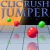Click Rush - Jumper - Get balls from one side of the screen to the other without letting it fall. Simple and addictive gameplay. Lucid and nice graphics.