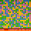 Collapse 400 - Click on the 400 blocks displayed on the screen to clear the field. You can only click on blocks that are connected to other the same color blocks. If you click on blocks that are not connected you'll lose points.  Big groups of blocks brings more points than smaller groups.