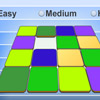 Color Puzzle - Your goal is order all colors by the color of the left column.