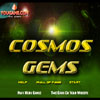 Cosmos Gems - Destroy gems by creating lines of 3 or more gems of the same kind. You can move the gems by using the mouse to click and swap adjacent gems.