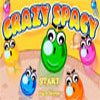 Crazy Spacy - Destroy Crazy Bubbles by creating lines of 3 or more bubbles of the same kind.