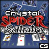 Crystal Spider Solitaire - Prepare to take on the fearsome might of Crystal Spider Solitaire!