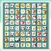 Cute Animal Puzzle - Connect identical tiles to each other to clear the board.