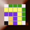 Detris - Tetris clone. Pieces fall from four sides to the center.