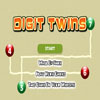 Digit Twins - Match pairs of balls that add up to 10. Balls can only be matched if they can be connected by a line that turns at most twice.