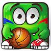 Dino Basketball - Choose your team and play in Championship. Use your left mouse click to throw ball in basket.