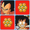 Dragon Ball Z Memory Game - Find matching pair of cards by clicking on them. The cards have the principal characters of dragon ball z anime: Goku, Vegeta, Bulma, Krillin, Piccolo, Gohan, Yamcha, Babidi, Tien Shinhan, Android #18, Frieza (Freezer), Cell, Majin Buu (Boo) and more.