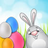 Easter Crazy - Help the Easter Bunny pack eggs to deliver for Easter. Line up 4 eggs of the same color to put them in the box. 5 eggs in a row will take out the whole line!