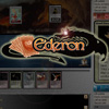 Ederon - Ederon is a multiplayer online collectible card game that you can play from any browser over the internet. Manage your deck, buy boosters, trade cards, go to tournaments and level up in this incredible online world!