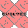 Evolved - Help cheer up the sad blocks in this frustratingly simple puzzler.