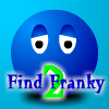 Find Franky 2 - Franky is back on a trip round the world.