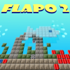 Flapo 2 - Control the ball trough multilevel mazes. Destroy all round tiles before entering the exit tile. You can destroy tiles which color match your ball`s color. Use jump pads to access higher levels.