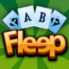 Fleep - Match the card to release the letters. Complete the word before the time out.